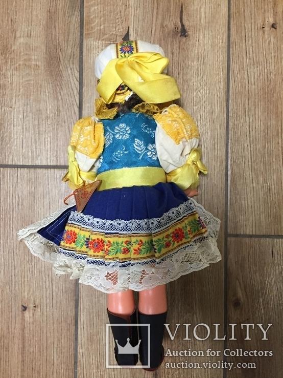 Чехословацкая народная кукла, фото №6