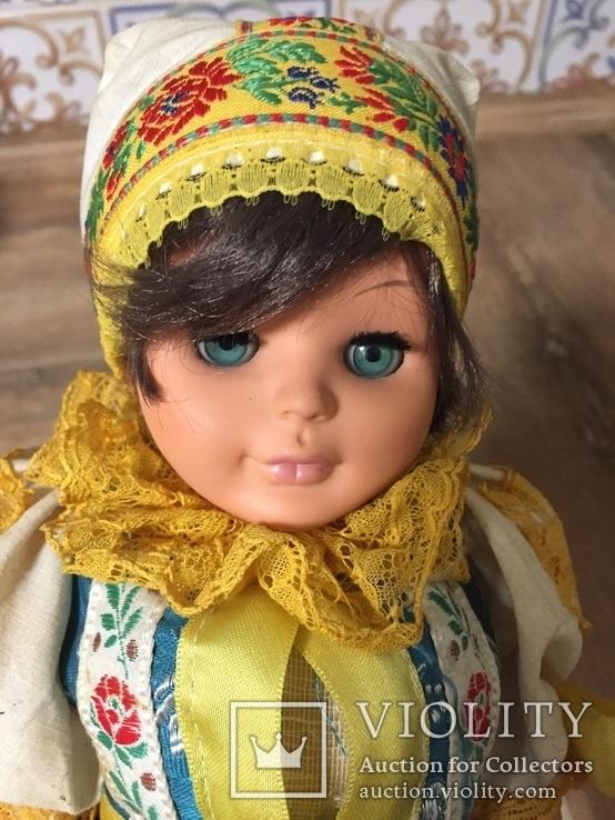 Чехословацкая народная кукла, фото №8