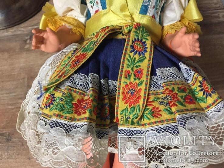 Чехословацкая народная кукла, фото №12