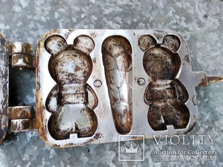 Форма для выпечки Олимпийские мишки, фото №8