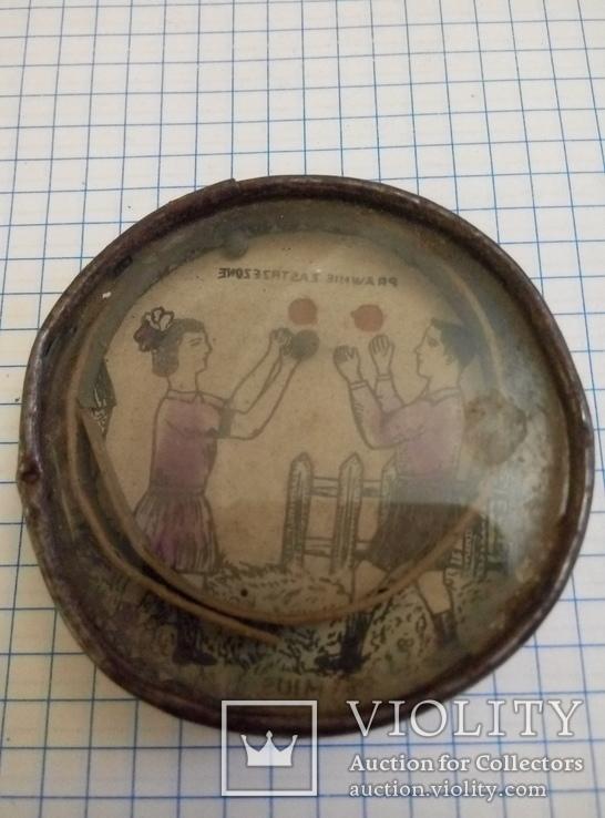 Старенькая карманая игра, фото №2