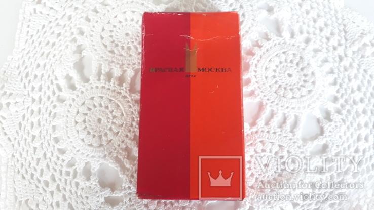 Красная Москва духи винтаж