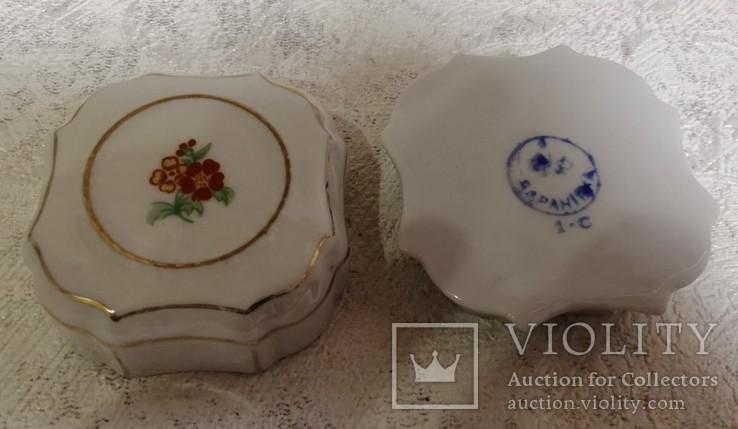 Керамическая шкатулочка Барановка, фото №4