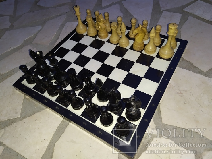 Шахматы СССР полный набор
