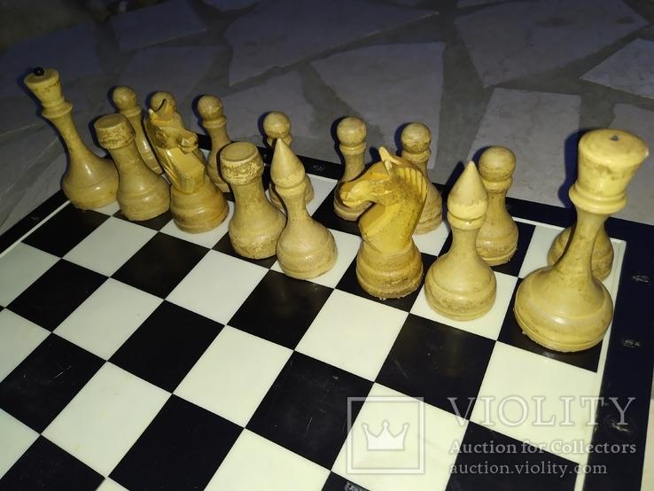 Шахматы СССР полный набор, фото №3
