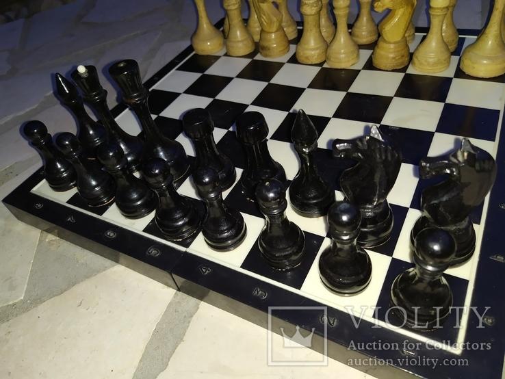 Шахматы СССР полный набор, фото №4