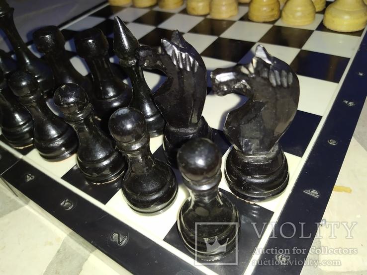 Шахматы СССР полный набор, фото №9
