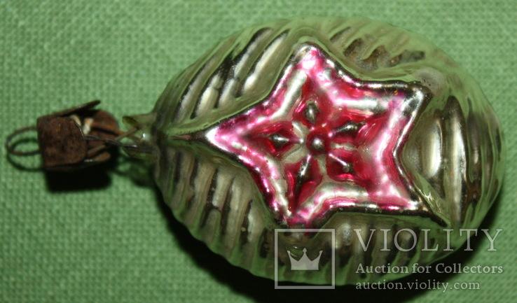 Медальйон серп и молот., фото №3
