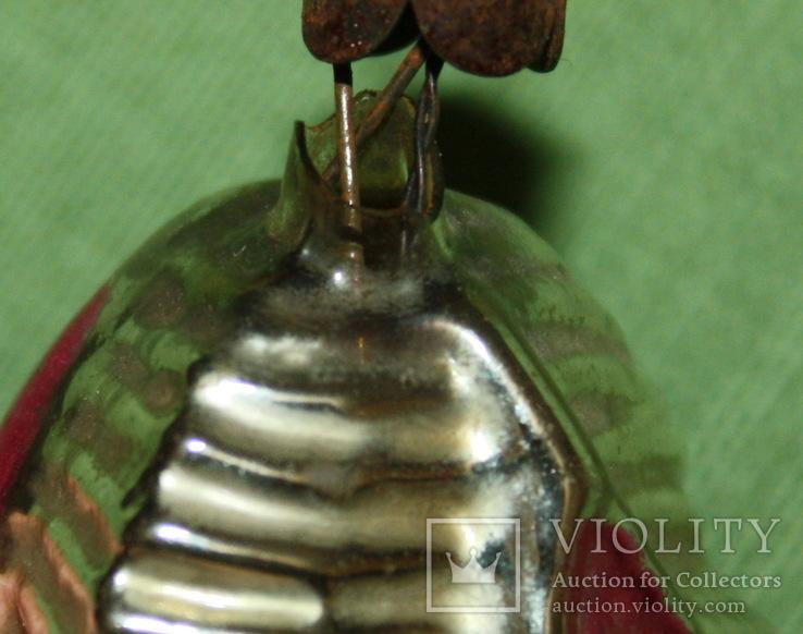 Медальйон серп и молот., фото №6