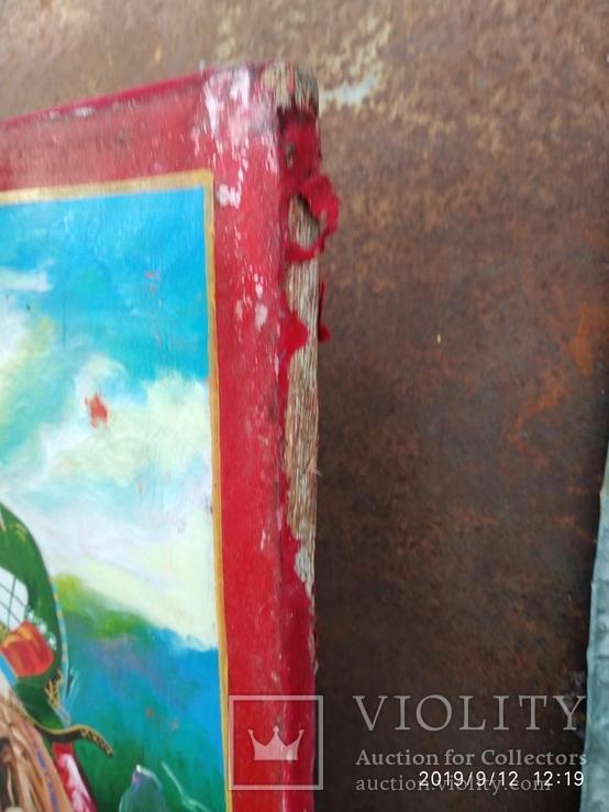 Копия картины Три богатыря 4, фото №5