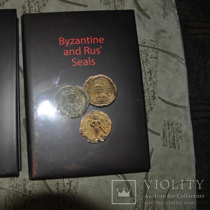 Byzantine and rus'seals, фото №2