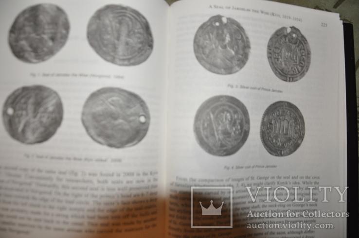Byzantine and rus'seals, фото №3