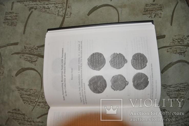 Byzantine and rus'seals, фото №8