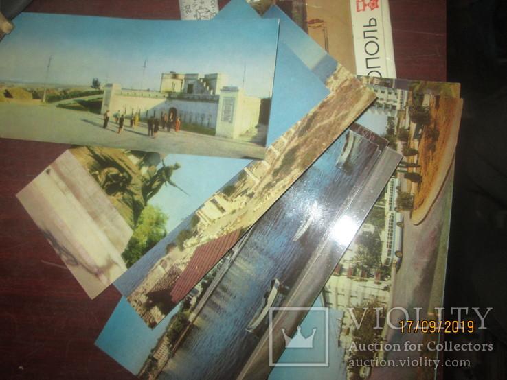 Севастополь -набор открыток СССР, фото №3
