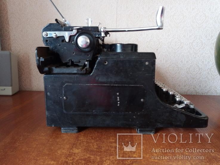 Немецкая печатная машинка Adler, фото №8