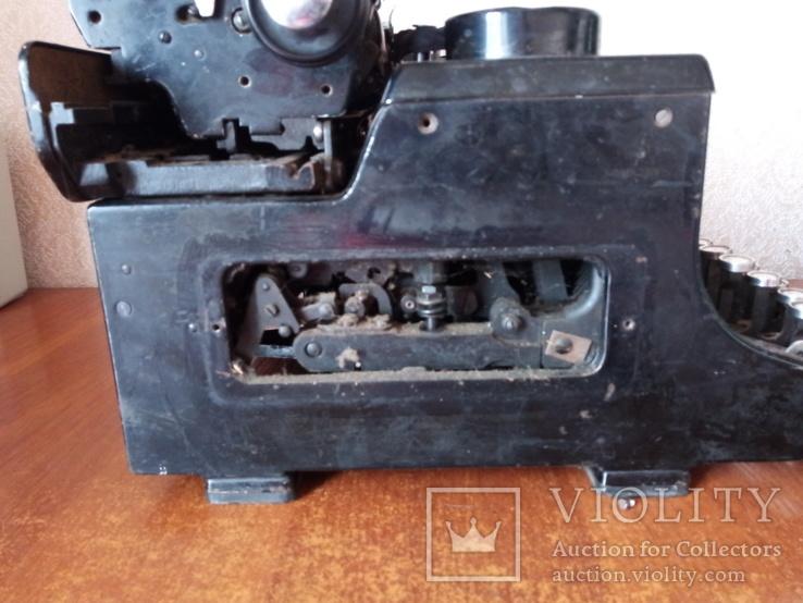 Немецкая печатная машинка Adler, фото №9