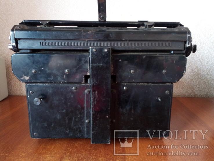 Немецкая печатная машинка Adler, фото №10