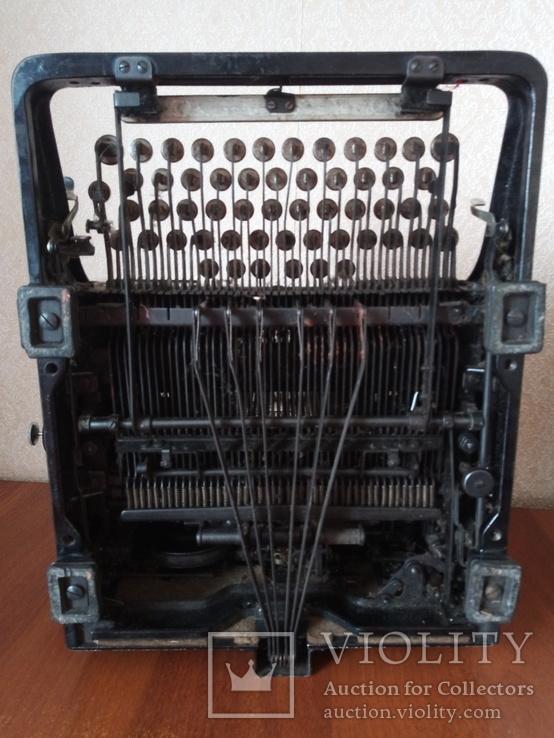Немецкая печатная машинка Adler, фото №12