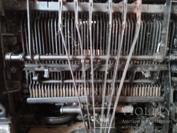 Немецкая печатная машинка Adler, фото №13