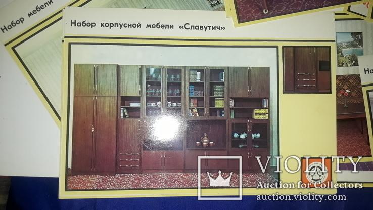 1984 Каталог мебели ДнепропетровскДрев - 1000 экз., фото №12