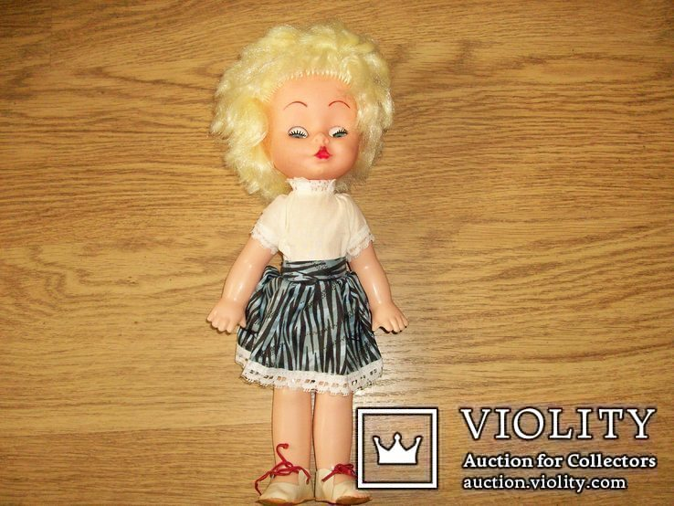 Кукла 35 см СССР