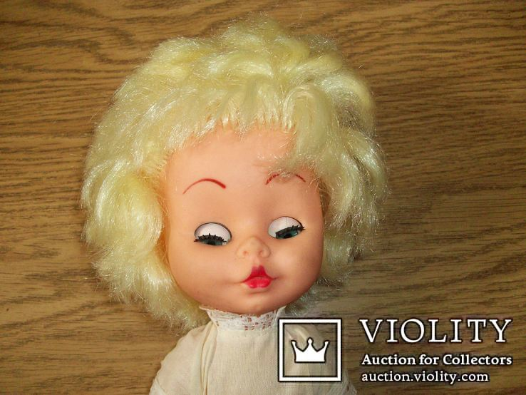 Кукла 35 см СССР, фото №3