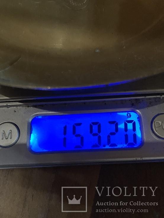 Винтажная Тарелка Silver Plate Made in England, фото №12