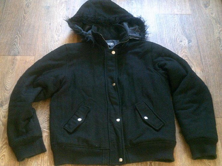 Driver New York City - теплая куртка толстовка