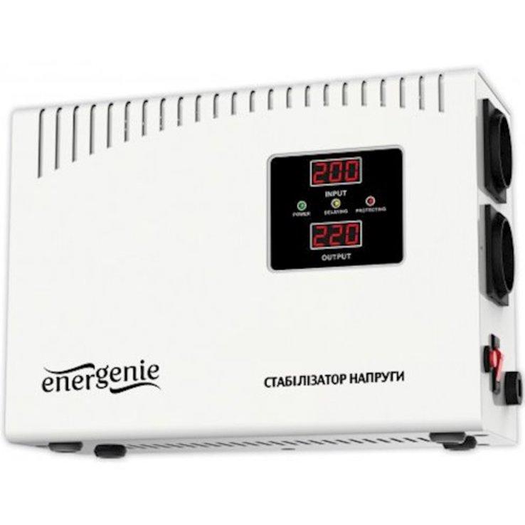 Стабилизатор напряжения EnerGenie EG-AVR-DW5000-01 3000 Вт