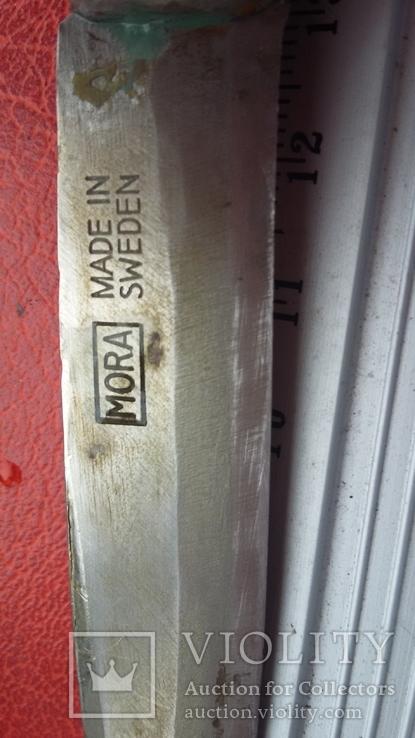 """Шведский нож """"Мора""""., фото №12"""