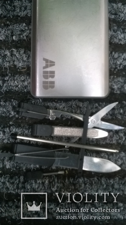RICHARTZ.(ABB).German.Нож.Карта.Ніж.Мультитул., фото №7