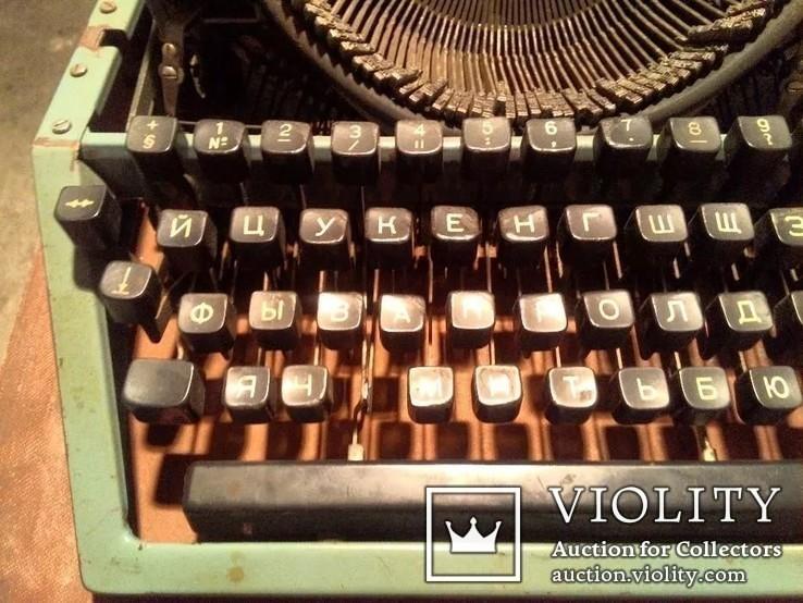 Печатная машинка Москва ЗПМ 8М ГОСТ 8274-71, фото №2