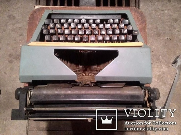 Печатная машинка Москва ЗПМ 8М ГОСТ 8274-71, фото №4