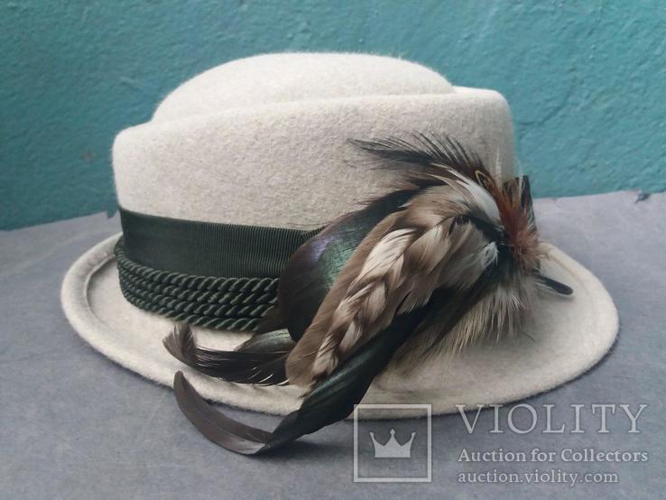 Шляпа охотницы, фото №4