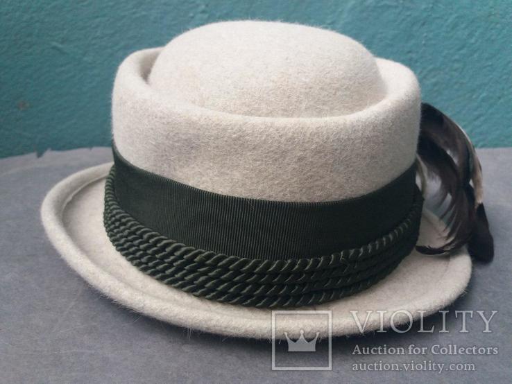 Шляпа охотницы, фото №5