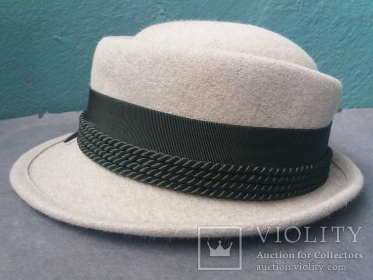 Шляпа охотницы, фото №6