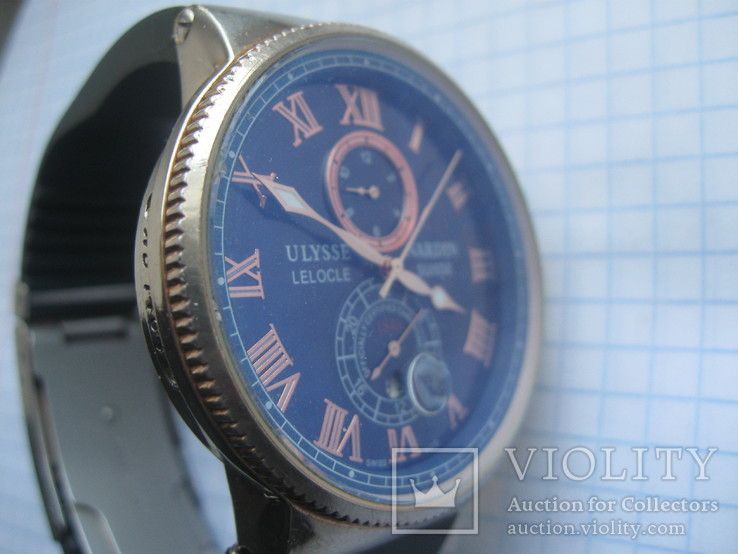 Часы Ulysse Nardin, фото №3