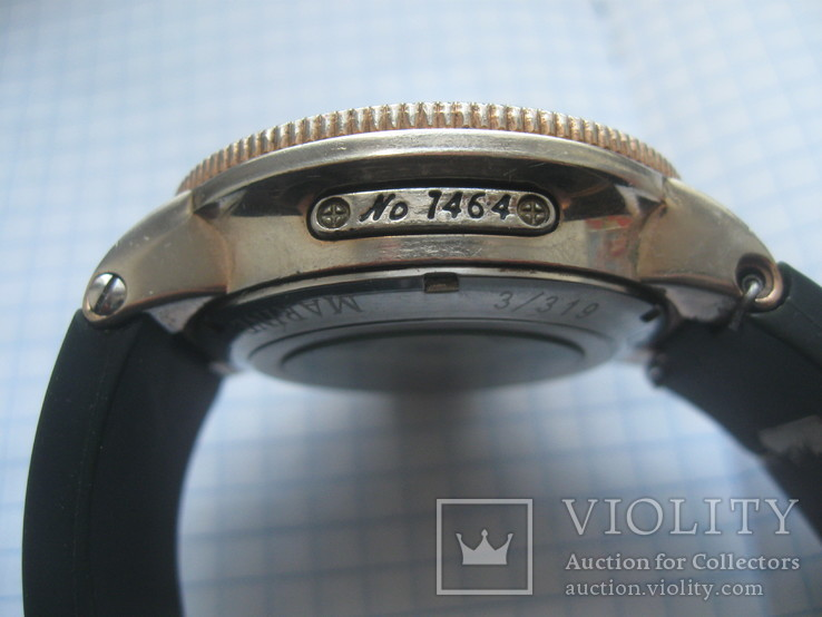 Часы Ulysse Nardin, фото №4