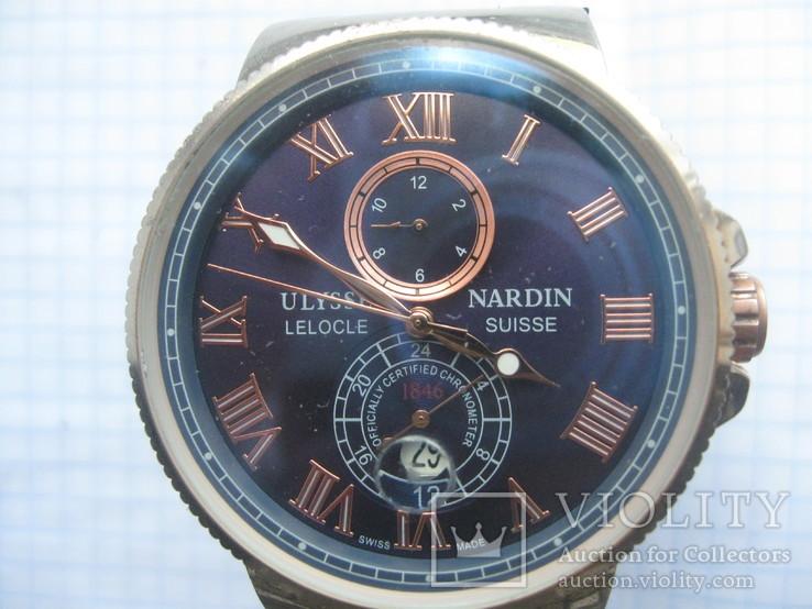 Часы Ulysse Nardin, фото №8