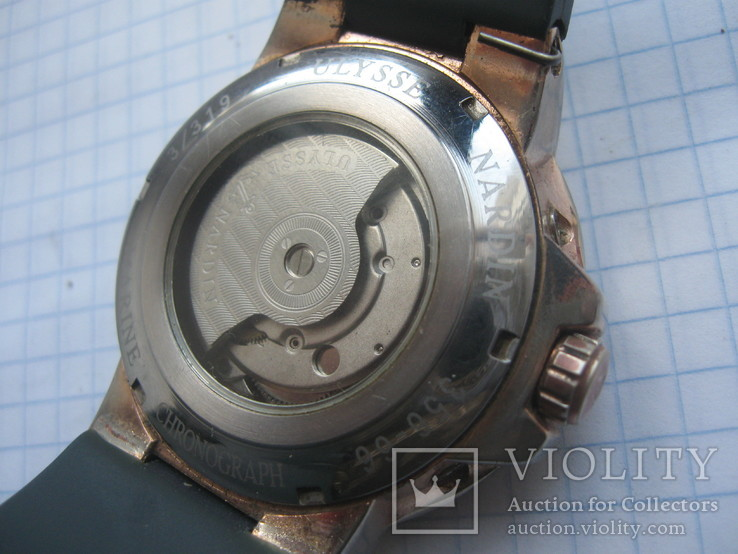 Часы Ulysse Nardin, фото №10