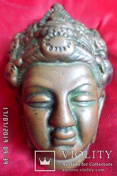 Будда навесная статуэтка