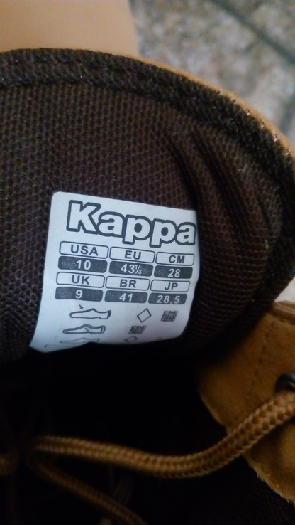 Ботинки Kappa, фото №5