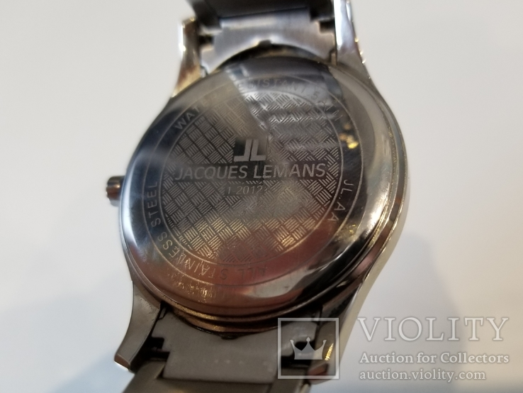 Часы Jacques Lemans 1-2012A, фото №10