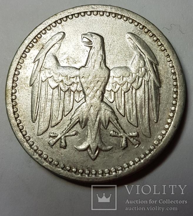 Drei Mark 1924, фото №3