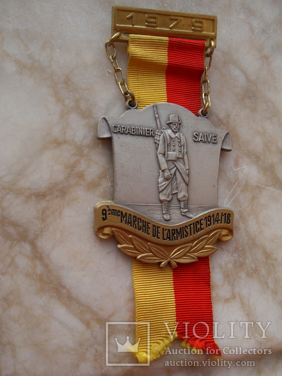Памятная медаль,Европа, фото №3