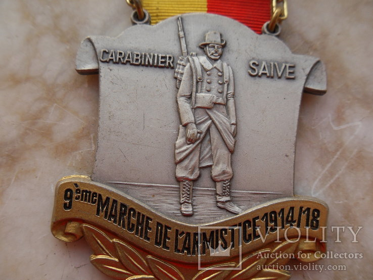 Памятная медаль,Европа, фото №6