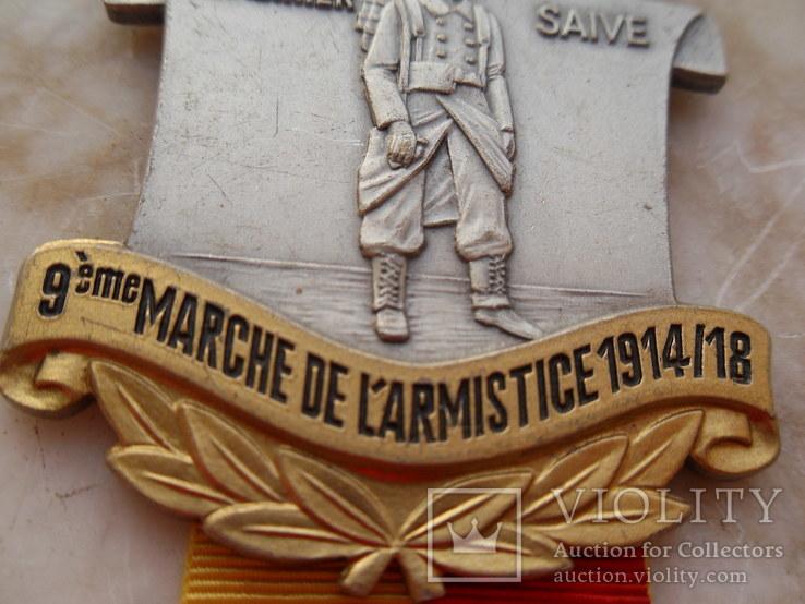 Памятная медаль,Европа, фото №7