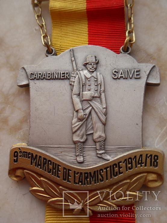Памятная медаль,Европа, фото №8