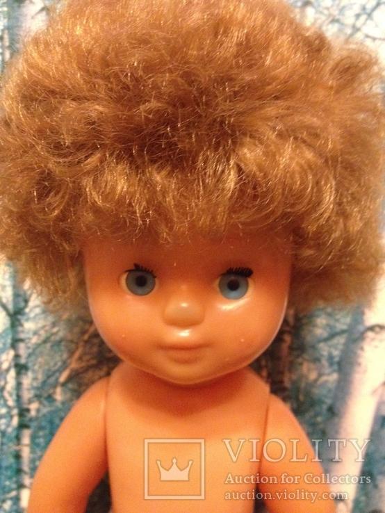 Кукла СССР Аннушка (Донецк) 55см, фото №3