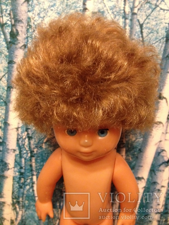 Кукла СССР Аннушка (Донецк) 55см, фото №4